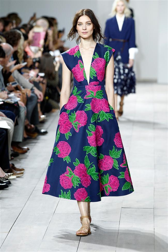 2015 İlkbahar- Yaz Moda Kreasyonları