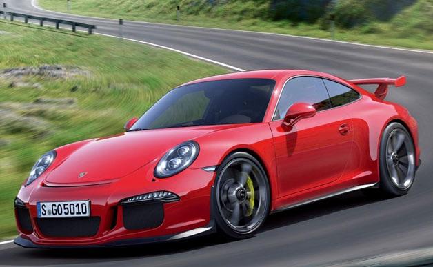 Porsche'den 2. Jenerasyon 911 GTS Teknolojisi