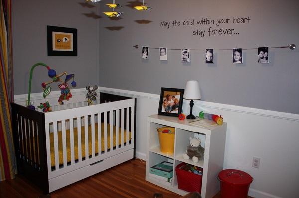 kullanışlı bebek odası