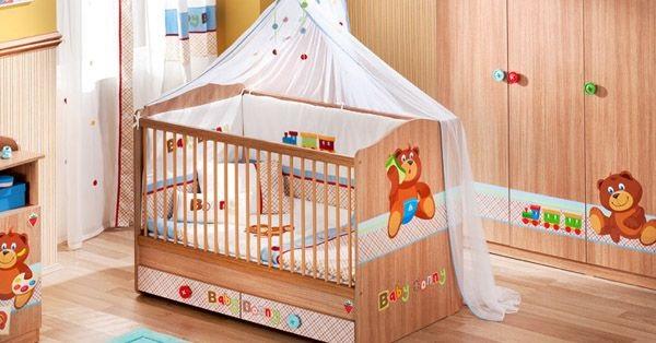 konforlu bebek odası