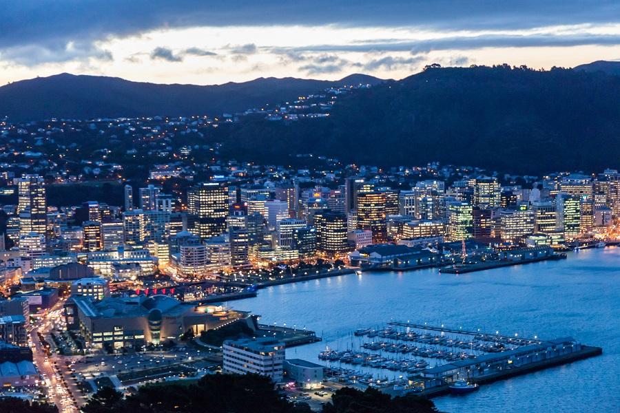 Yeni Zelanda Wellington
