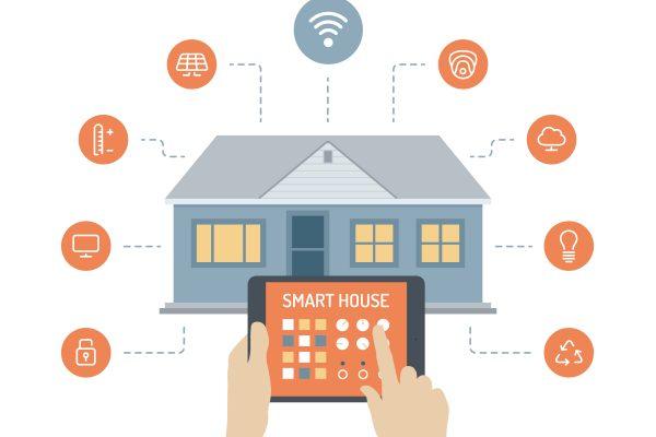akıllı ev sistemi