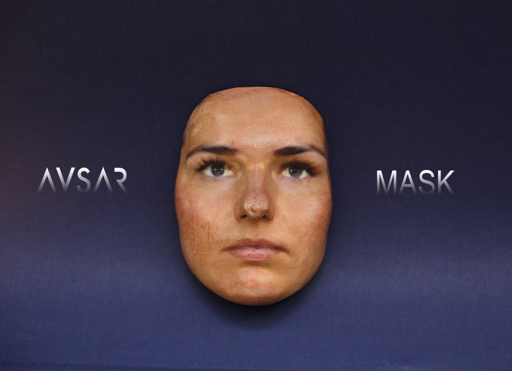 3d avsar mask rhinoplasty