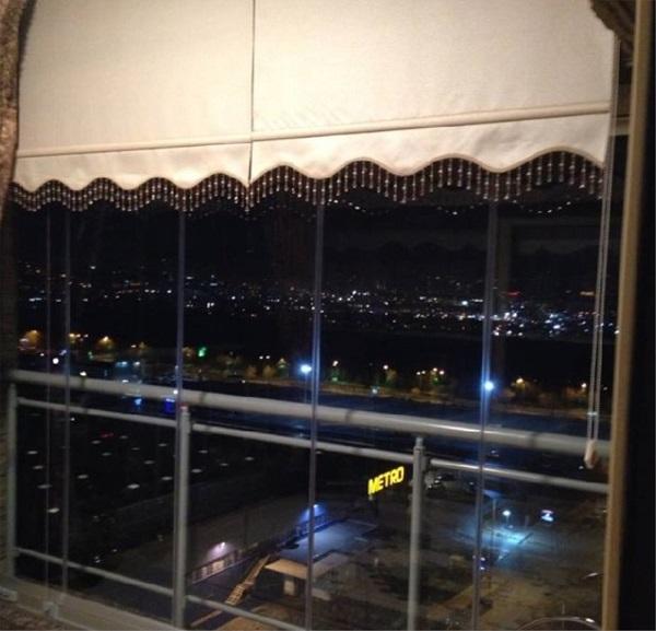kartuşlu stor perdeli cam balkon sistemleri
