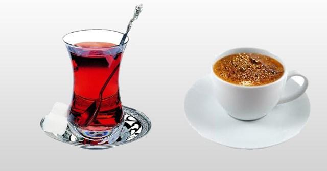 çay ve kahve