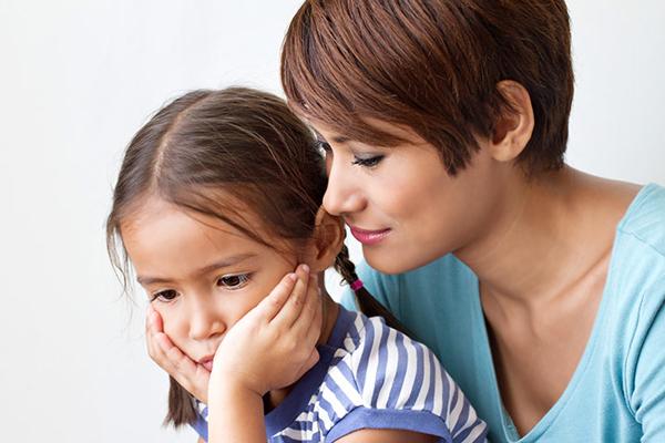 çocuklarda stres