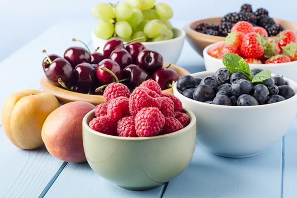 diyet meyve