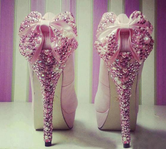 Gelinliklere Uygun Ayakkabılar