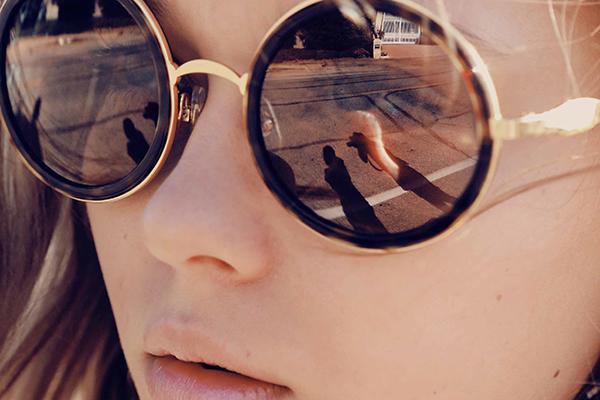 Güneş Gözlüğünüzü Yaz Kış Takın