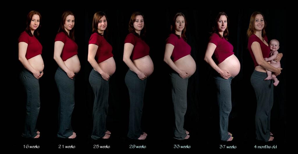 hamilelikte adımlar