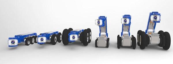 kanal görüntüleme robotları