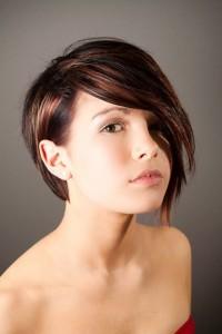 Kısa Saç Modelleri 2014