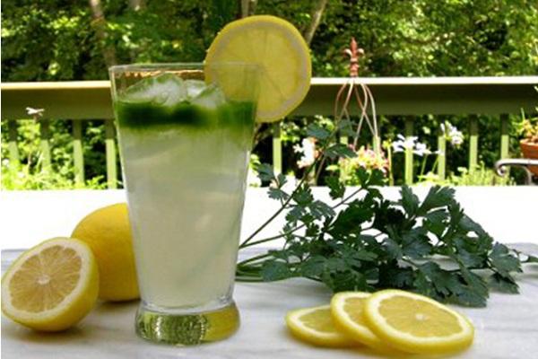 maydonoz limon