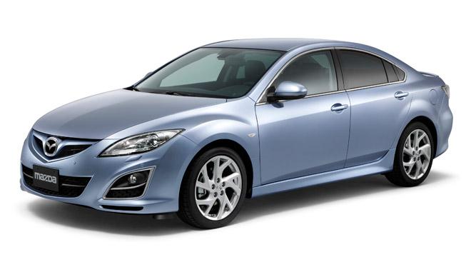 Mazda Arabalar