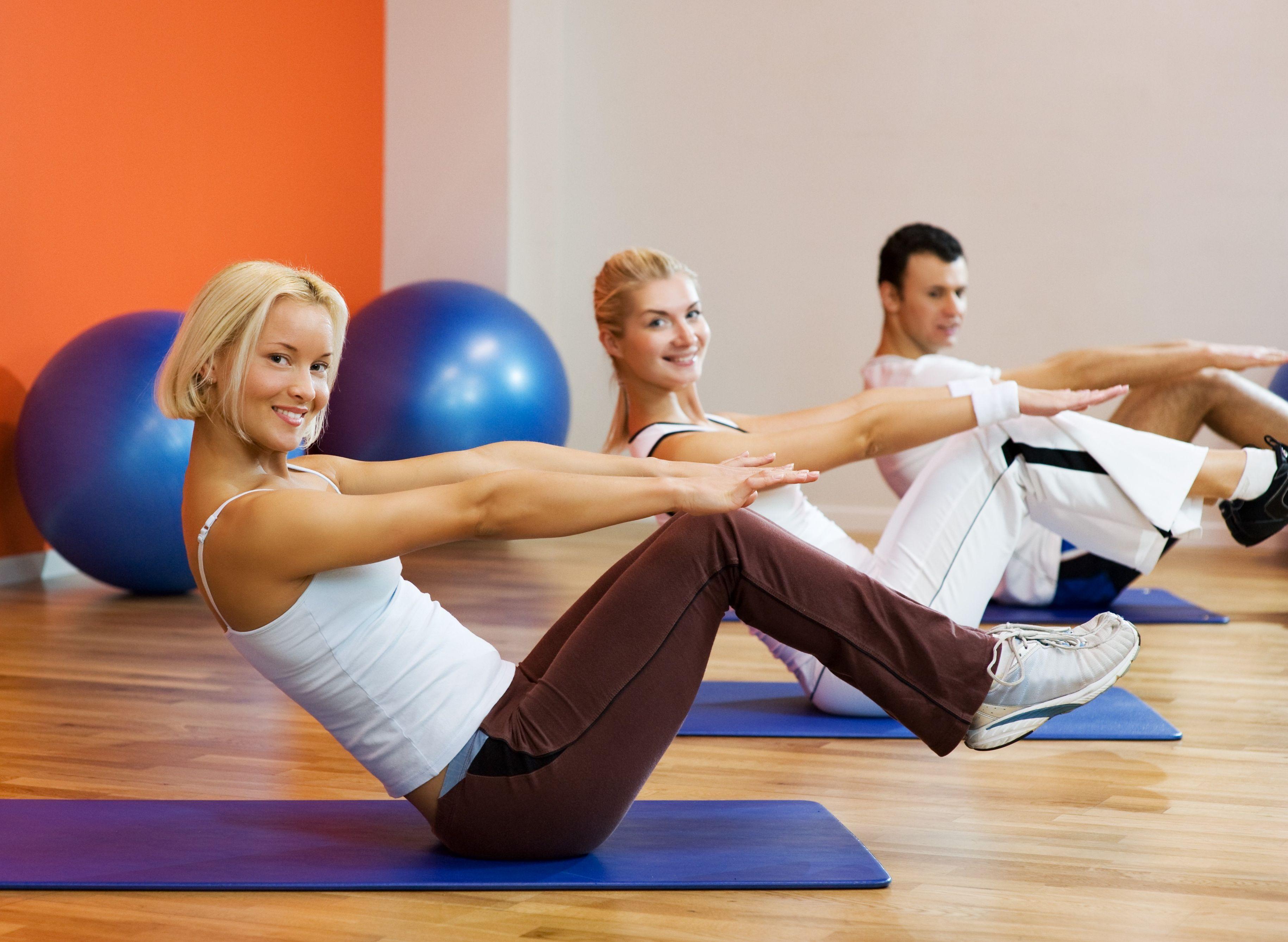 Pilates ihtiyaçlarına destek
