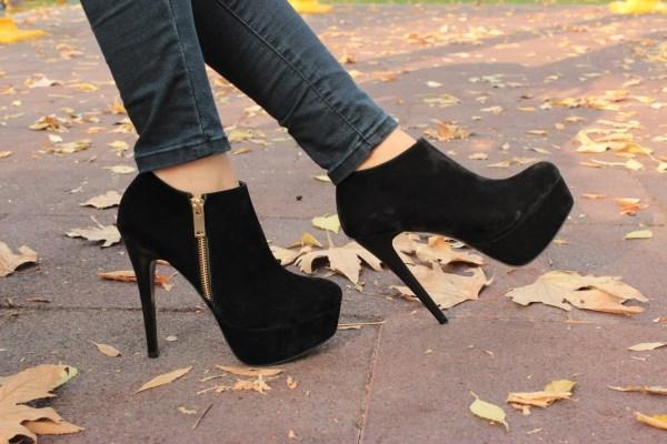topuklu ayakkabımı