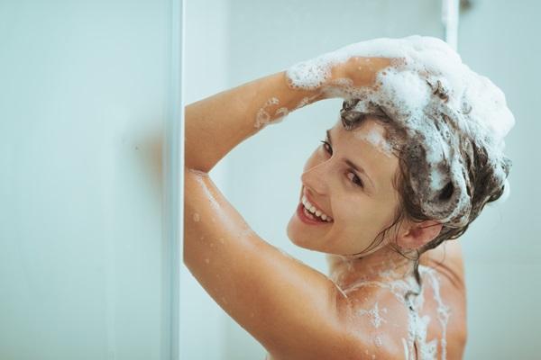 saç yıkama