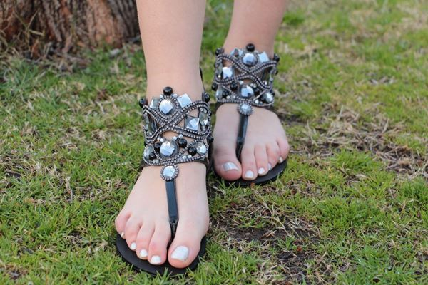 sandalet seçimi