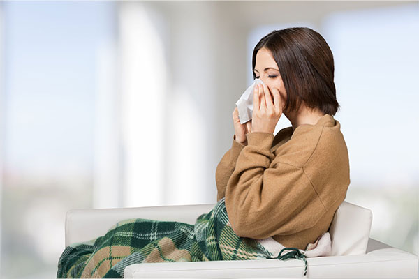 soğuk algınlığı
